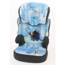 Nania Befix SP LX Disney Group 2/3 Car Seat-Frozen (New 2018)