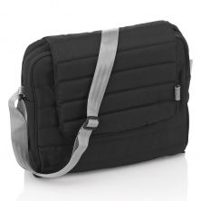 Britax Affinity Changing Bag-Black Thunder