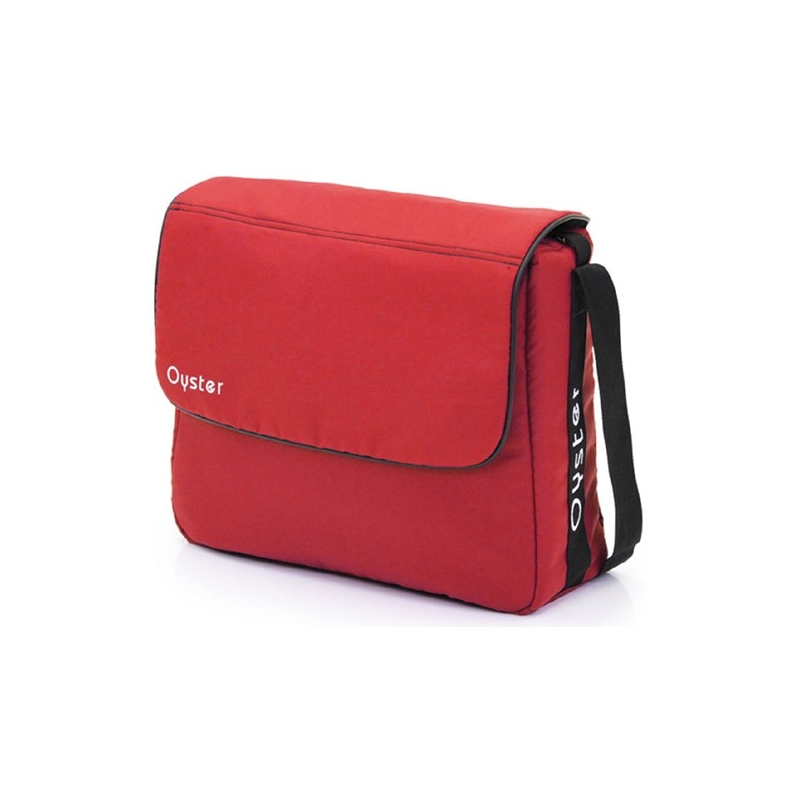 BabyStyle Oyster/Oyster Max Changing Bag-Tomato (New 2015)