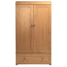 East Coast Langham Wardrobe-Oak