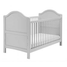 East Coast Toulouse Cot Bed-Grey