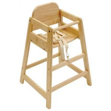 East Coast Cafe Highchair-Natural