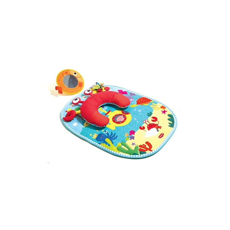 Tiny Love Tummy Time Pillow & Mat-Fun Under the Sea