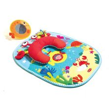 Tiny Love Tummy Time Pillow & Mat-Fun Under the Sea (New)