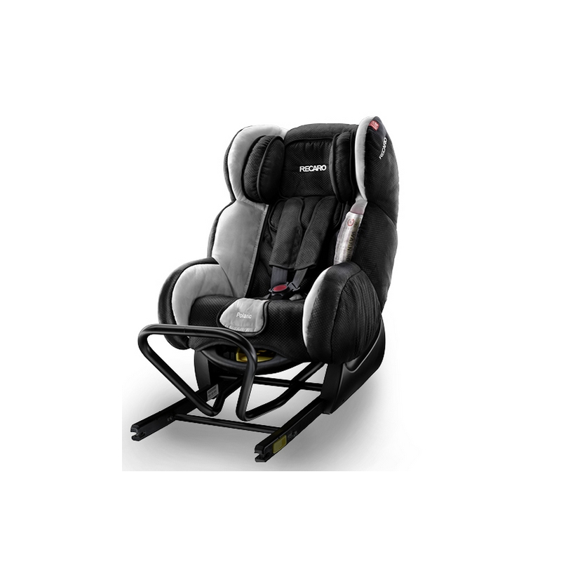 Recaro Polaric Group 1 Car Seat-Graphite (New 2015)