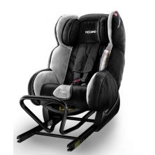 Recaro Polaric Group 1 Car Seat-Graphite