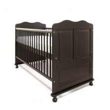 Little Babes Robie Cotbed-Black