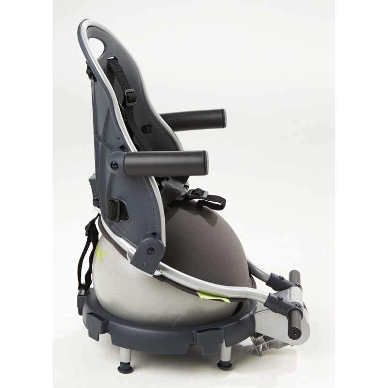 Buggypod Perle Clip On Board/Booster Seat-Grey (New)