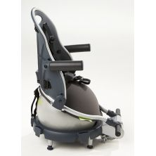 Buggypod Perle Clip On Board/Booster Seat-Grey