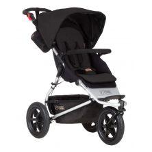 Mountain Buggy Urban Jungle Stroller-Black + Free Fleece Blanket Worth £19.99!