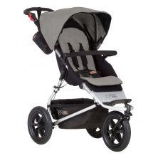 Mountain Buggy Urban Jungle Stroller-Silver