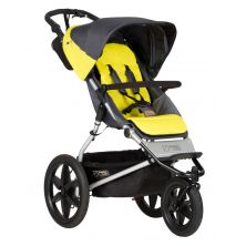 Mountain Buggy Terrain Stroller-Solus + Free Fleece Blanket Worth £19.99!