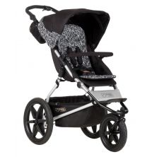 Mountain Buggy Terrain Stroller-Graphite + Free Fleece Blanket Worth £19.99!