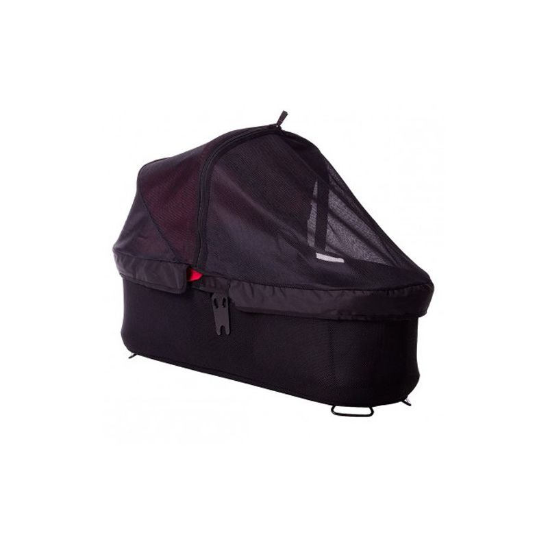 Mountain Buggy Urban Jungle/Terrain/+One Carrycot Plus Sun Cover (New)