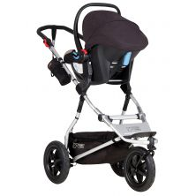 Mountain Buggy Urban Jungle/Terrain/+One Maxi-Cosi Travel System Adapters (New)