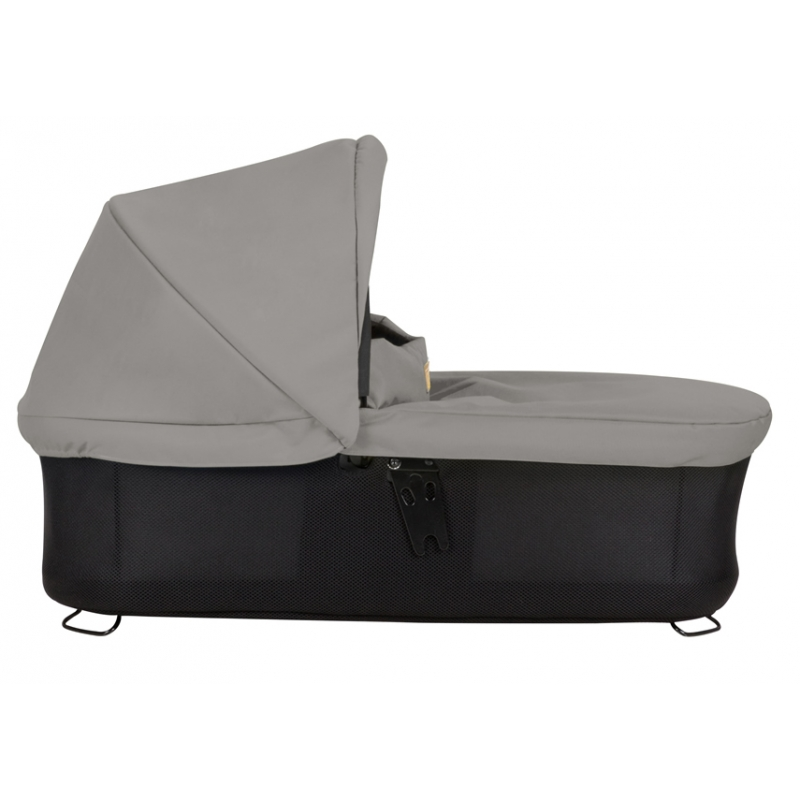 Mountain Buggy Urban Jungle, Terrain, +one Carrycot Plus-Silver (New)