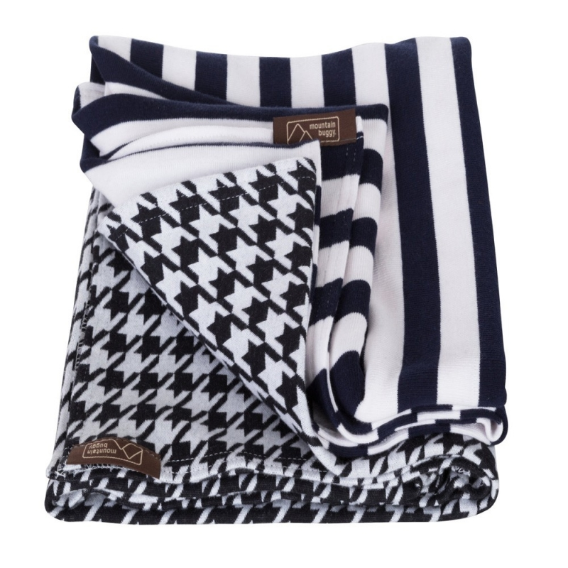 Mountain Buggy Luxury Blanket-Nautical (New)