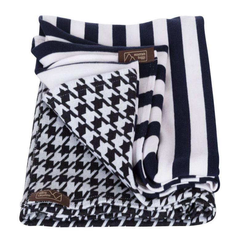 Mountain Buggy Luxury Blanket Nautical (New)