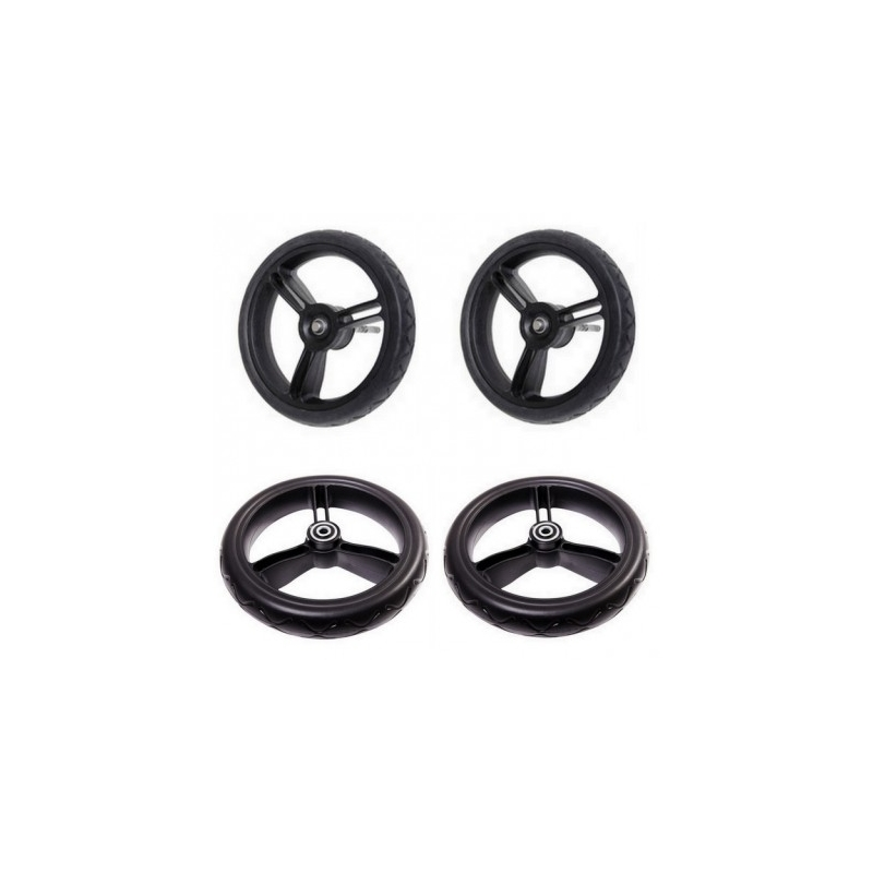 Mountain Buggy Duet Aerotech Wheel Bundle (New)