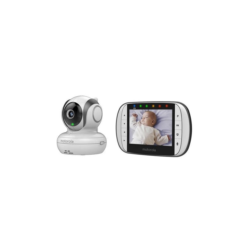 Motorola Digital Audio Baby Monitor-MBP36S