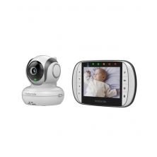 Motorola Digital Video Baby Monitor-MBP36S