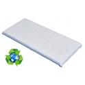 Ventalux Non Allergenic Fibre Crib Mattress-90x40