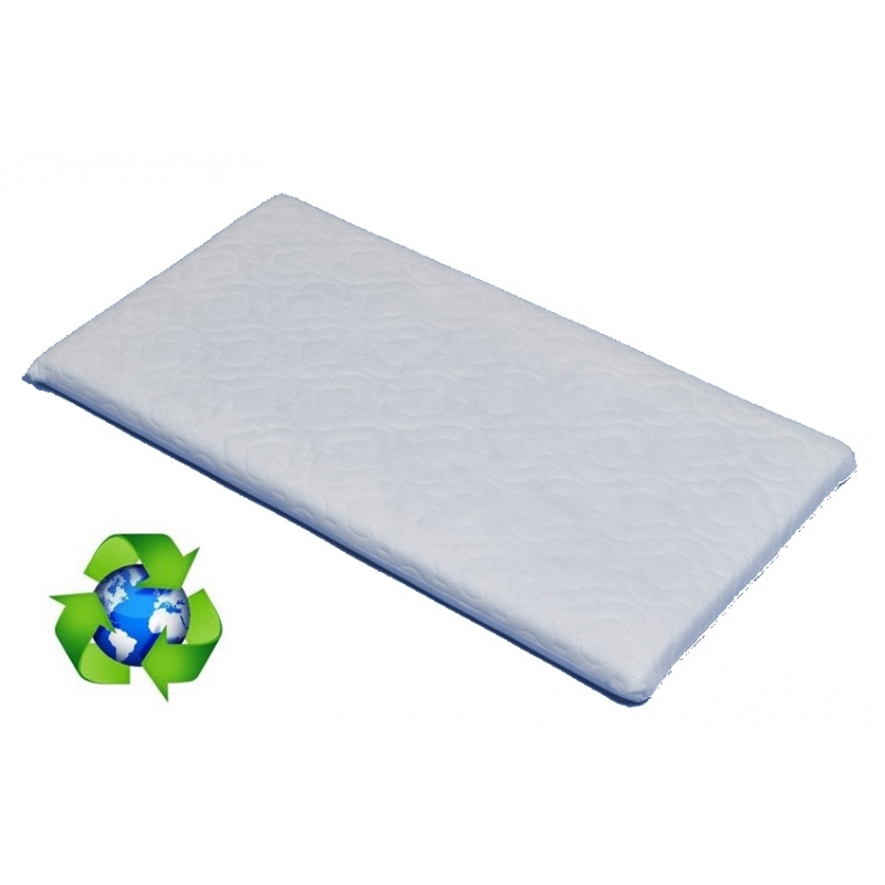 Ventalux Non Allergenic Fibre Quilt Covered Crib Mattress-84x43