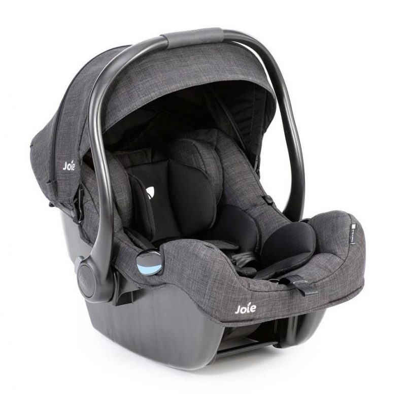 Joie i-Gemm Group 0+ i-Size Car Seat-Pavement