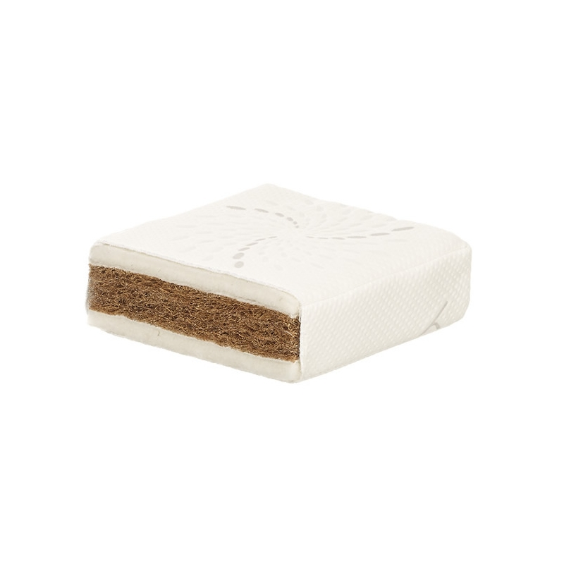 Obaby Natural Coir/Wool Mattress For Cot Bed (140 x 70cm) (New 2015)