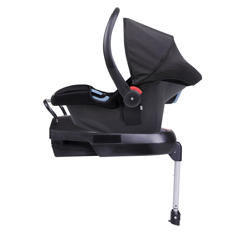 Mountain Buggy Protect Alpha Car Seat Base Belted
