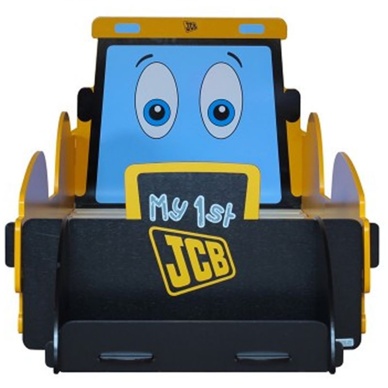 Kidsaw JCB Junior Bed