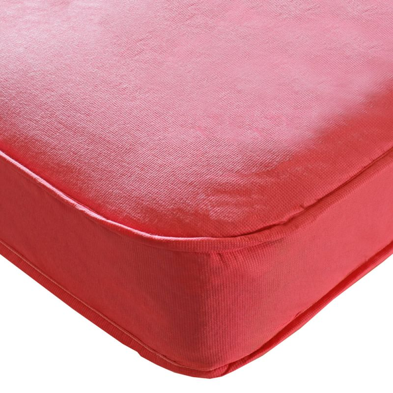 Kidsaw Single Sprung Mattress-Pink
