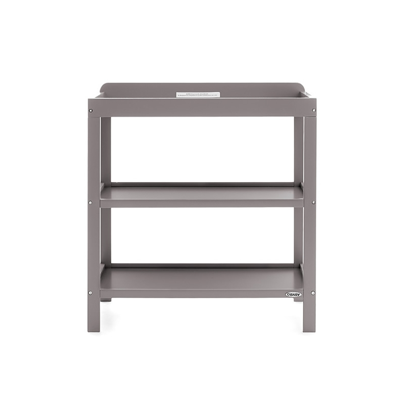 Obaby Open Changing Unit-Taupe Grey (New 2015)