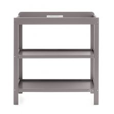 Obaby Open Changing Unit-Taupe Grey (New)