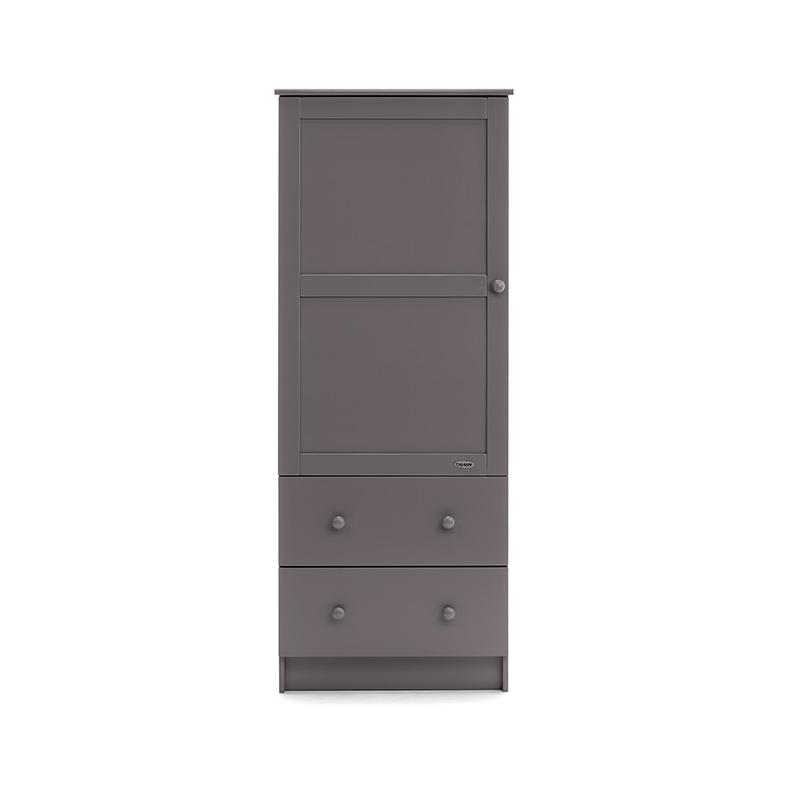Obaby Single Wardrobe-Taupe Grey (New 2015)