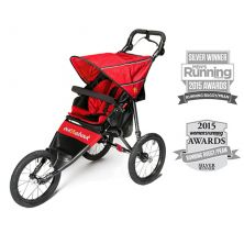 Out n About Nipper SPORT V4 Stroller-Carnival Red