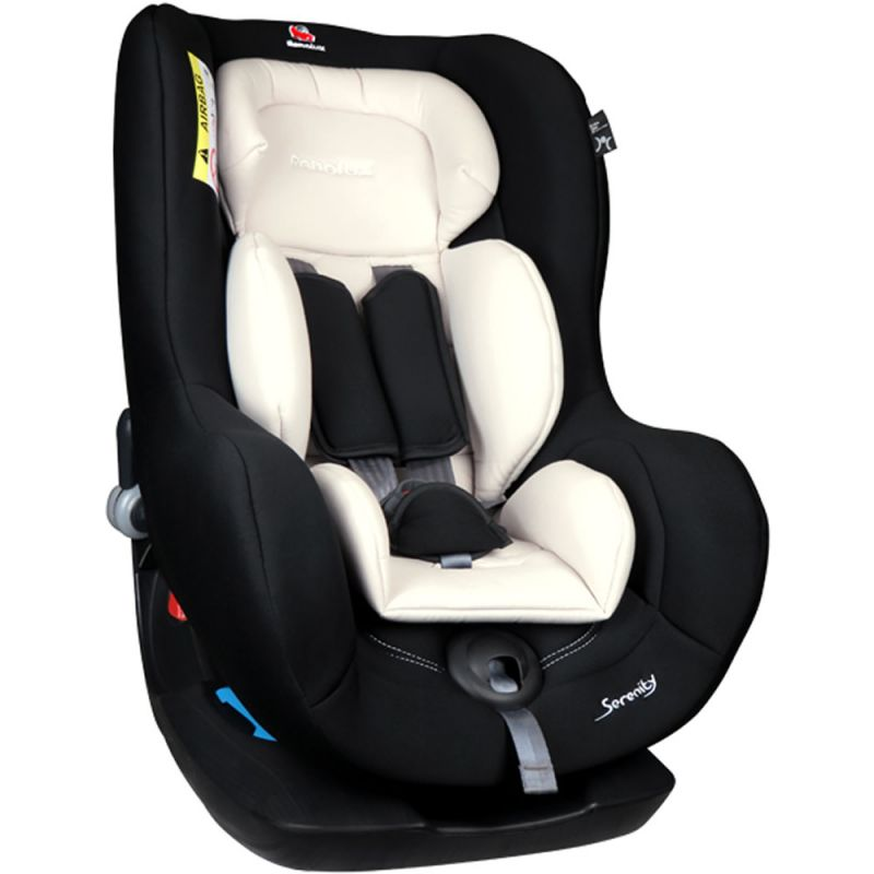 Renolux Serenity Group 0+/1 Car Seat-Sand