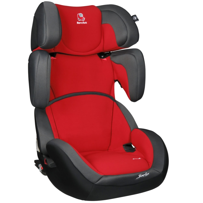 Renolux Step Fix Group 2/3 Car Seat-Romeo