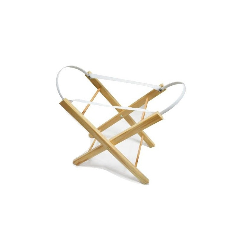 Kiddies Kingdom DOLLS Wooden Moses Basket Stand