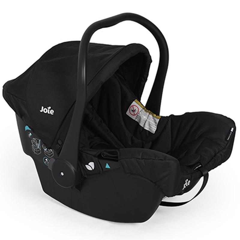 Joie Juva Group 0+ Car Seat-Black Carbon (New 2015)