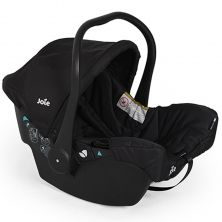 Joie Juva Classic 0+ Infant Carrier-Black Ink