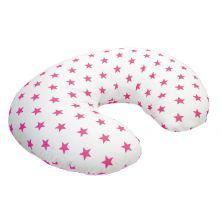 Kiddies Kingdom Deluxe 3in1 Twinkle Star Nursing Pillow-Pink