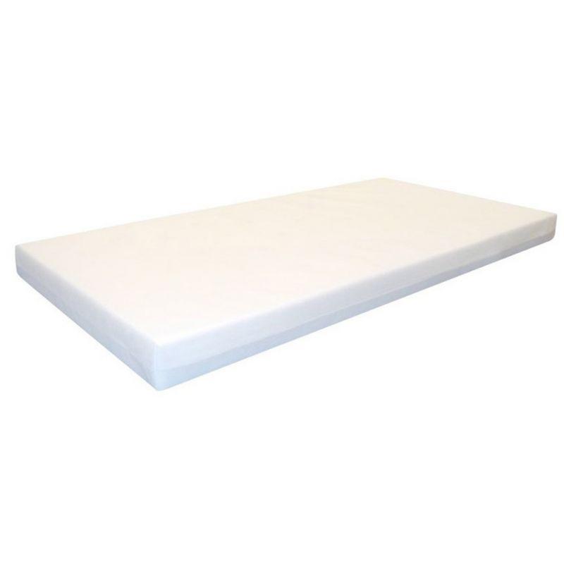 Image of Travel Cot Foam Mattress-(102cm x 70cm)