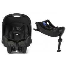 Joie Gemm 0+ Car Seat With I-Base-Black Carbon