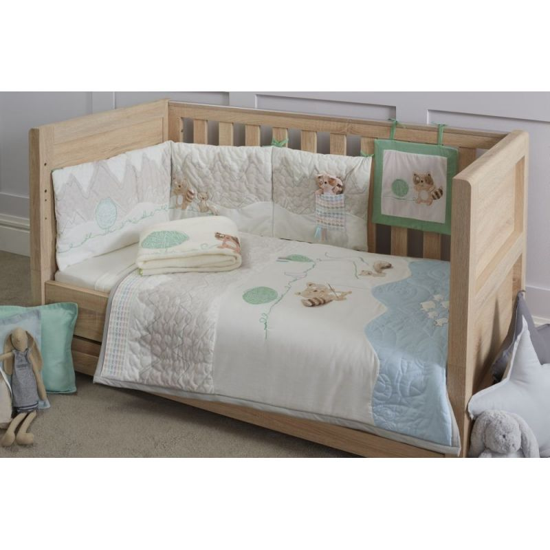 Tutti Bambini 7 Piece Bedding Set-Outdoor Adventure