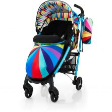 Cosatto Yo 2 Stroller-Go Brightly (New)