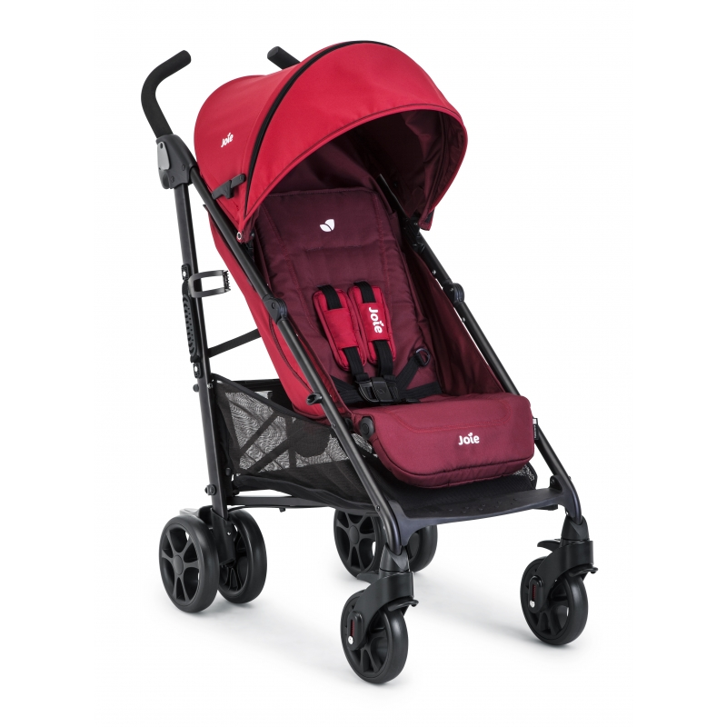 Joie Brisk Stroller-Cherry (New)