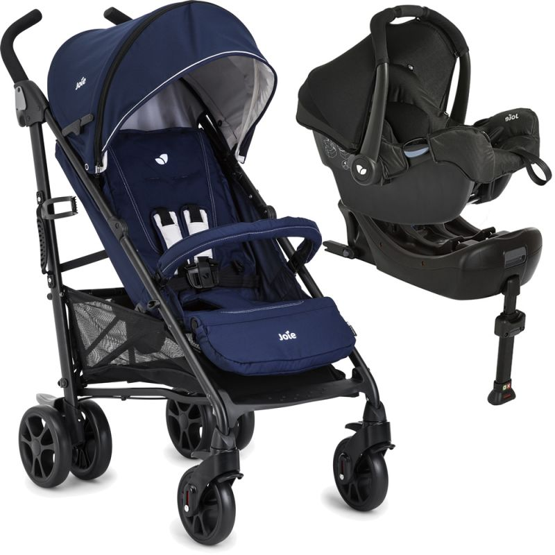 Joie Brisk LX 2 in 1 Travel System