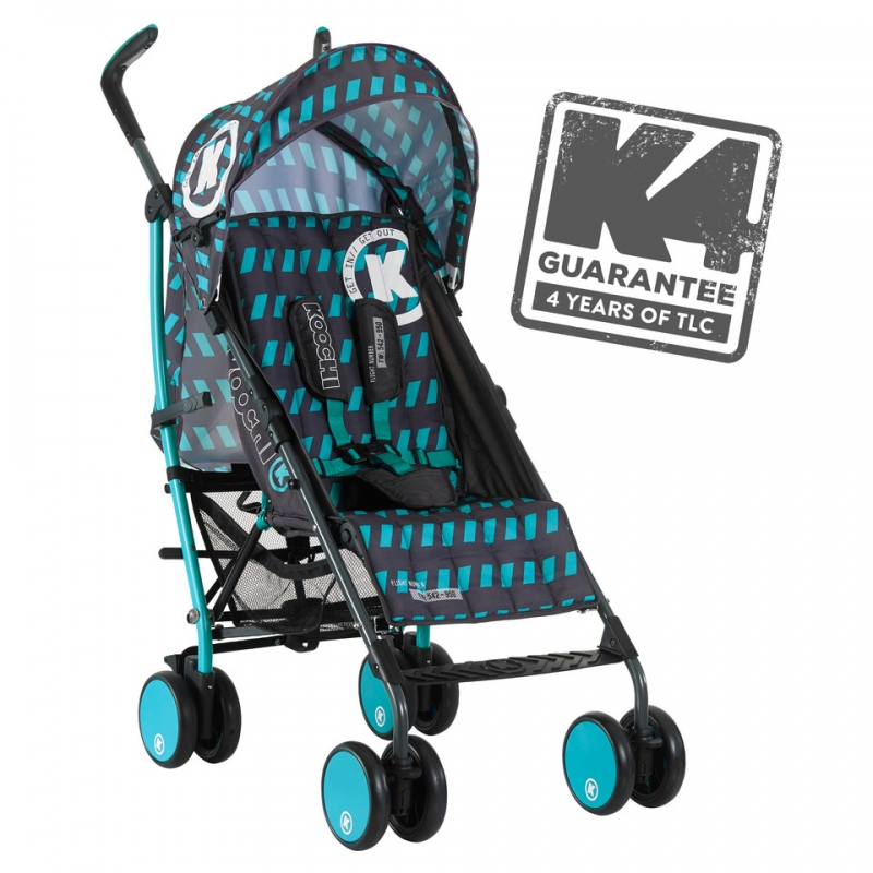 Koochi Sneaker Pushchair-Ticket (New)