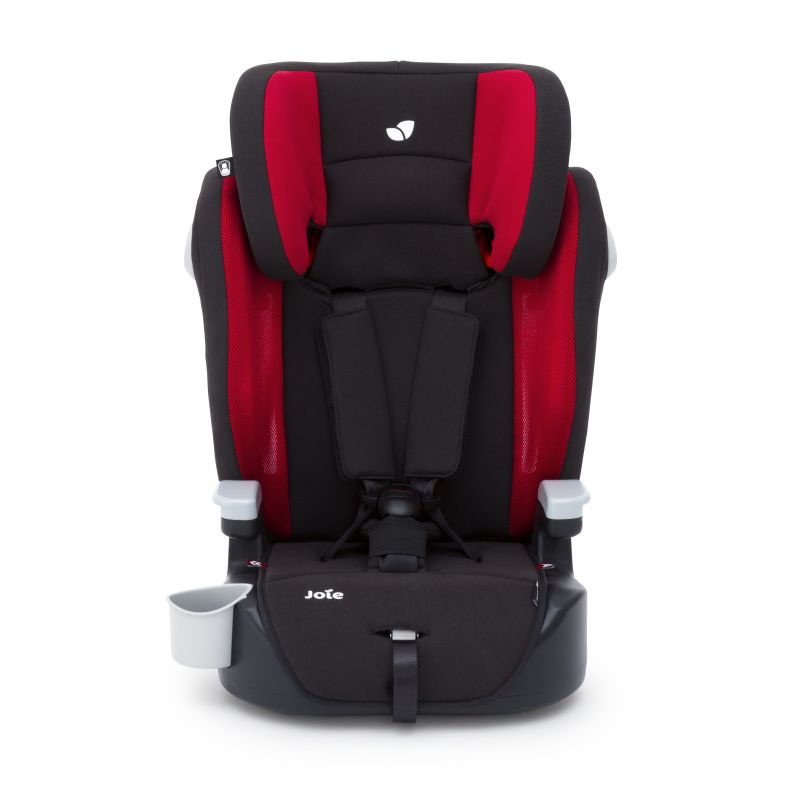 Joie Elevate Group 1/2/3 Car Seat-Cherry